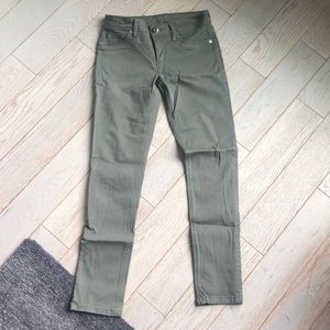 DL1961 light green Angel jeans